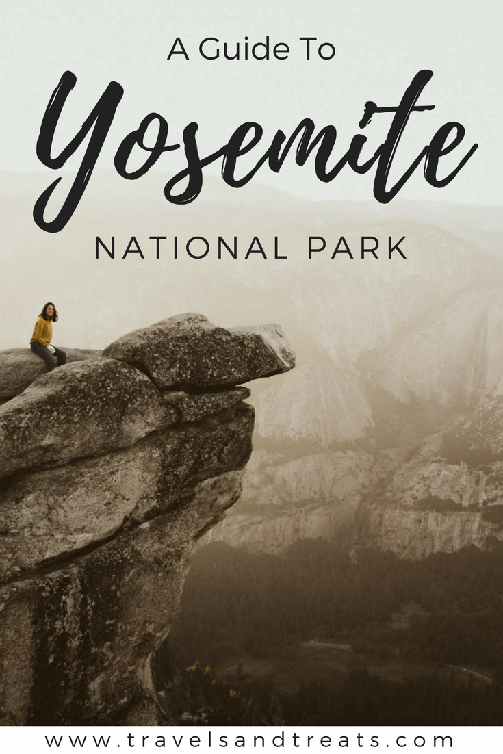 Visit Yosemite in the fall. See how you can spend two days in beautiful Yosemite National Park in California.
