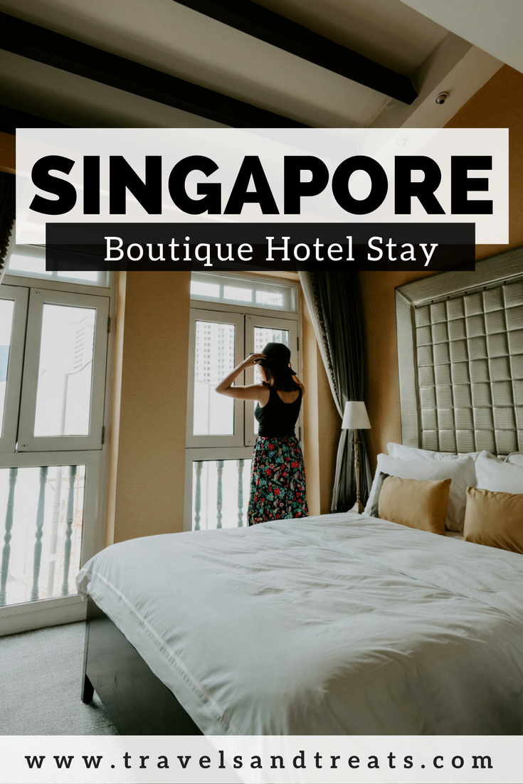 A romantic boutique hotel in Singapore for couples   The Scarlet Singapore