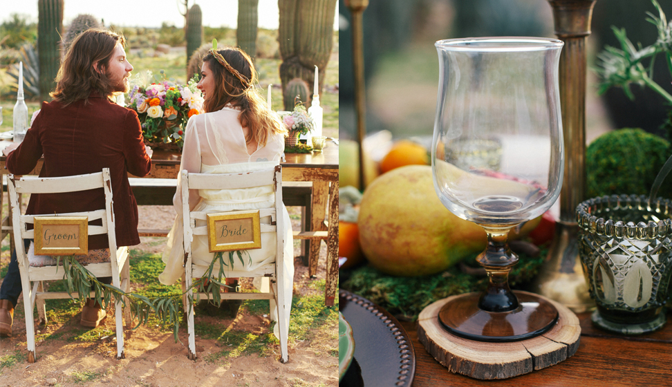 Tremaine Ranch Arizona Wedding Event Vintage Furniture Tableware Rentals