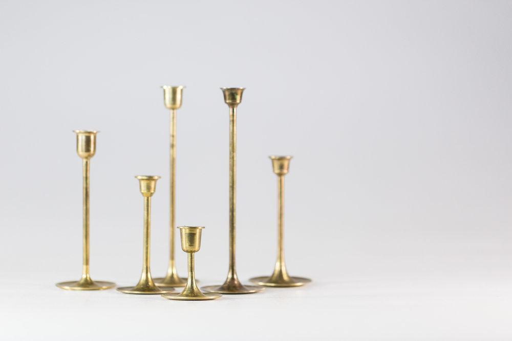 Candlesticks & Votives
