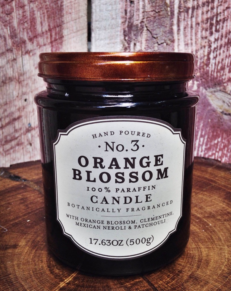 Orange Blossom Candle