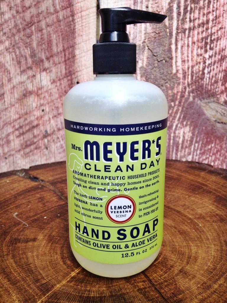 Mrs. Meyers Hand Soap