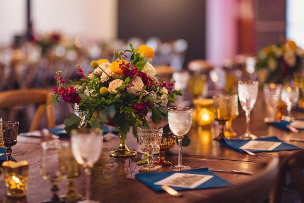 Midsummer Nights Dream Tremaine Ranch in Warehouse 215 Phoenix AZ Tremaine Ranch Arizona Wedding Event Vintage Furniture Tableware Rentals
