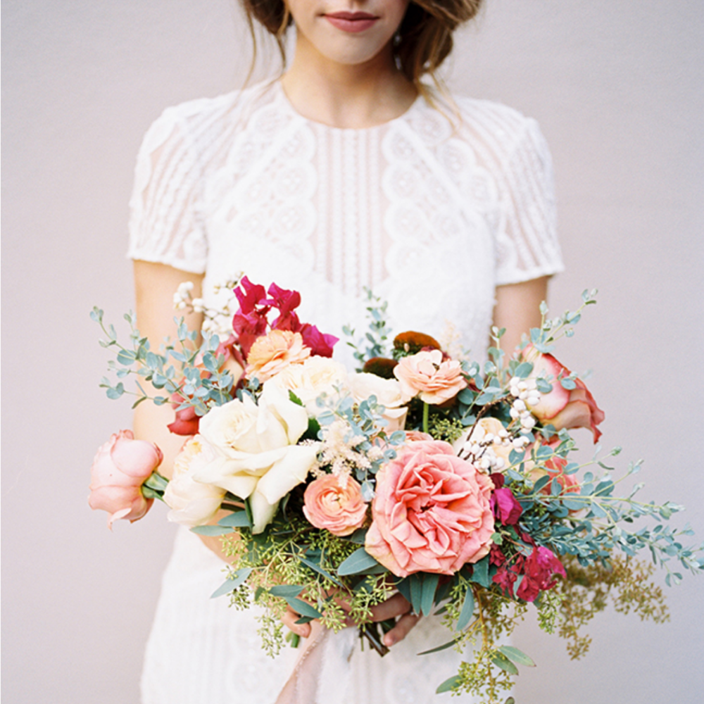 Arizona Desert Wedding Inspiration - Featured on Inspired By This