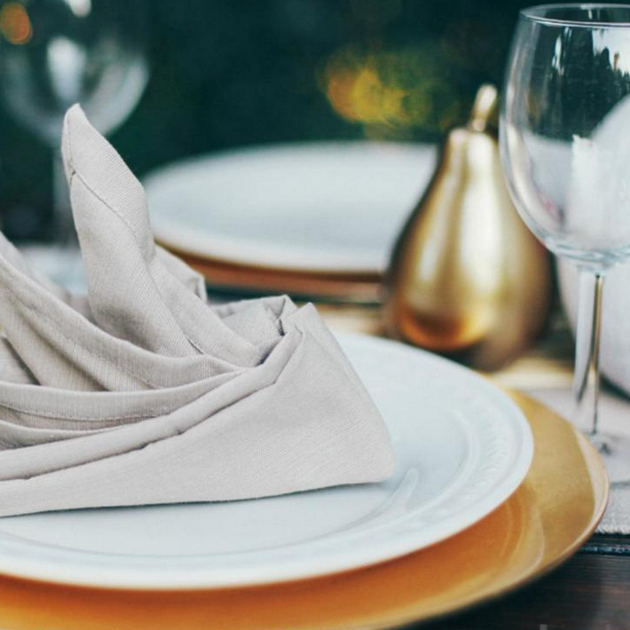 9 Creative Napkin Folds - Featured on She Knows