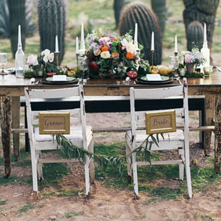 2015 Vendor Highlight - Featured on Big fake wedding blog