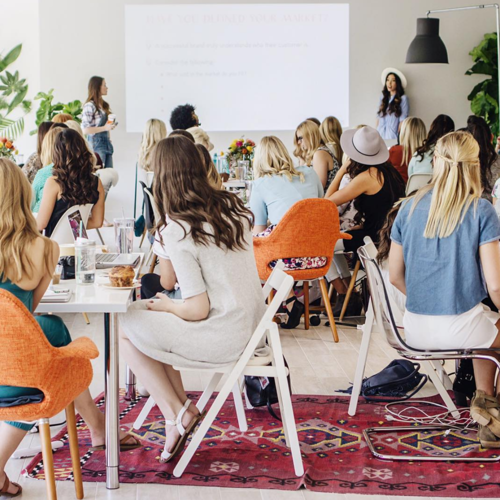 Bloguettes PHX 2015 Workshop - Featured on Bloguettes