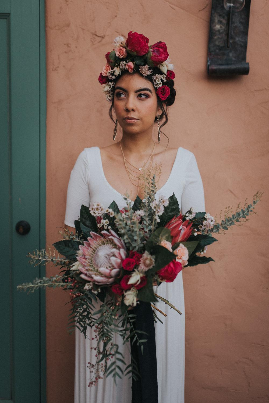 Frida Kahlo Wedding Tremaine Ranch Phoenix Arizona Wedding Specialty Vintage Event Rentals34.jpg