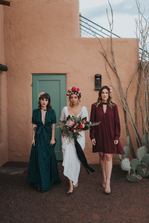 Frida Kahlo Wedding Tremaine Ranch Phoenix Arizona Wedding Specialty Vintage Event Rentals41.jpg