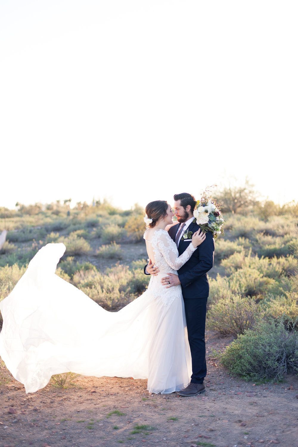 Modern Romance Desert Inspiration with Tremaine Ranch, Wedding & Event Rentals - Specialty - Vintage 37.jpg