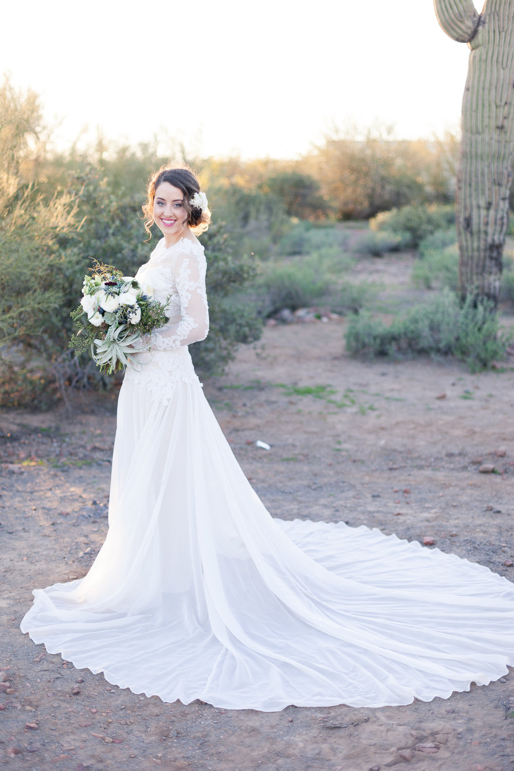 Modern Romance Desert Inspiration with Tremaine Ranch, Wedding & Event Rentals - Specialty - Vintage 58.jpg