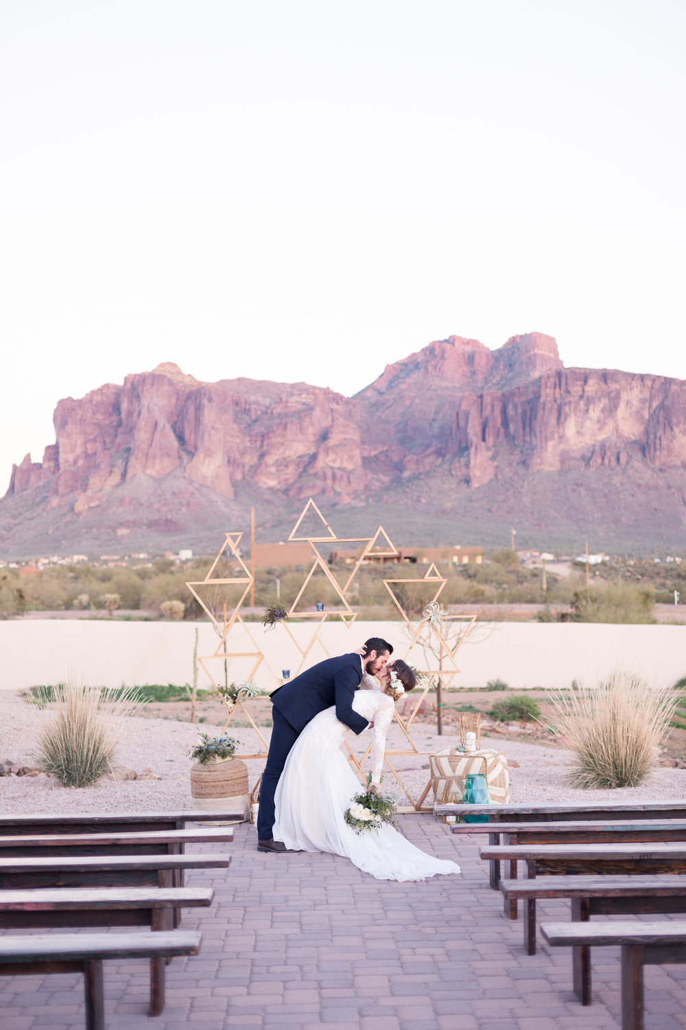 Modern Romance Desert Inspiration with Tremaine Ranch, Wedding & Event Rentals - Specialty - Vintage 73.jpg
