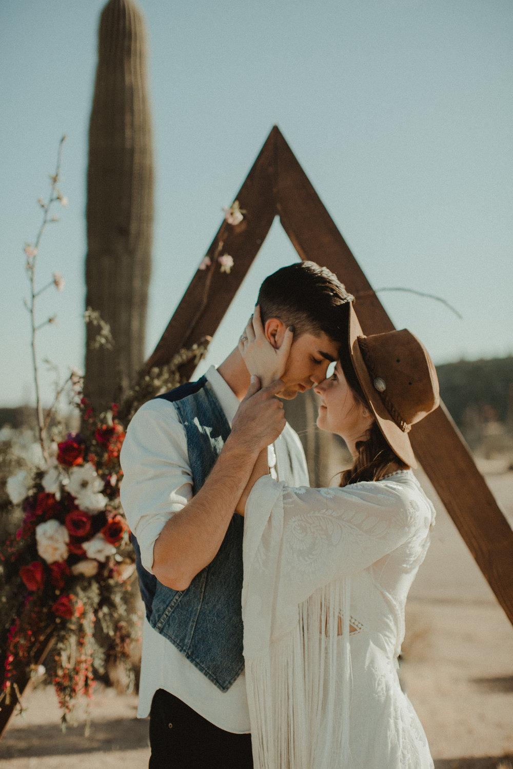 Desert Boho Vagabond Inspiration Shoot with Tremaine Ranch, From the daisies, Noir Floral, Phoenix, Arizona - Wedding & Event Rentals, Vintage, Specialty7.jpg