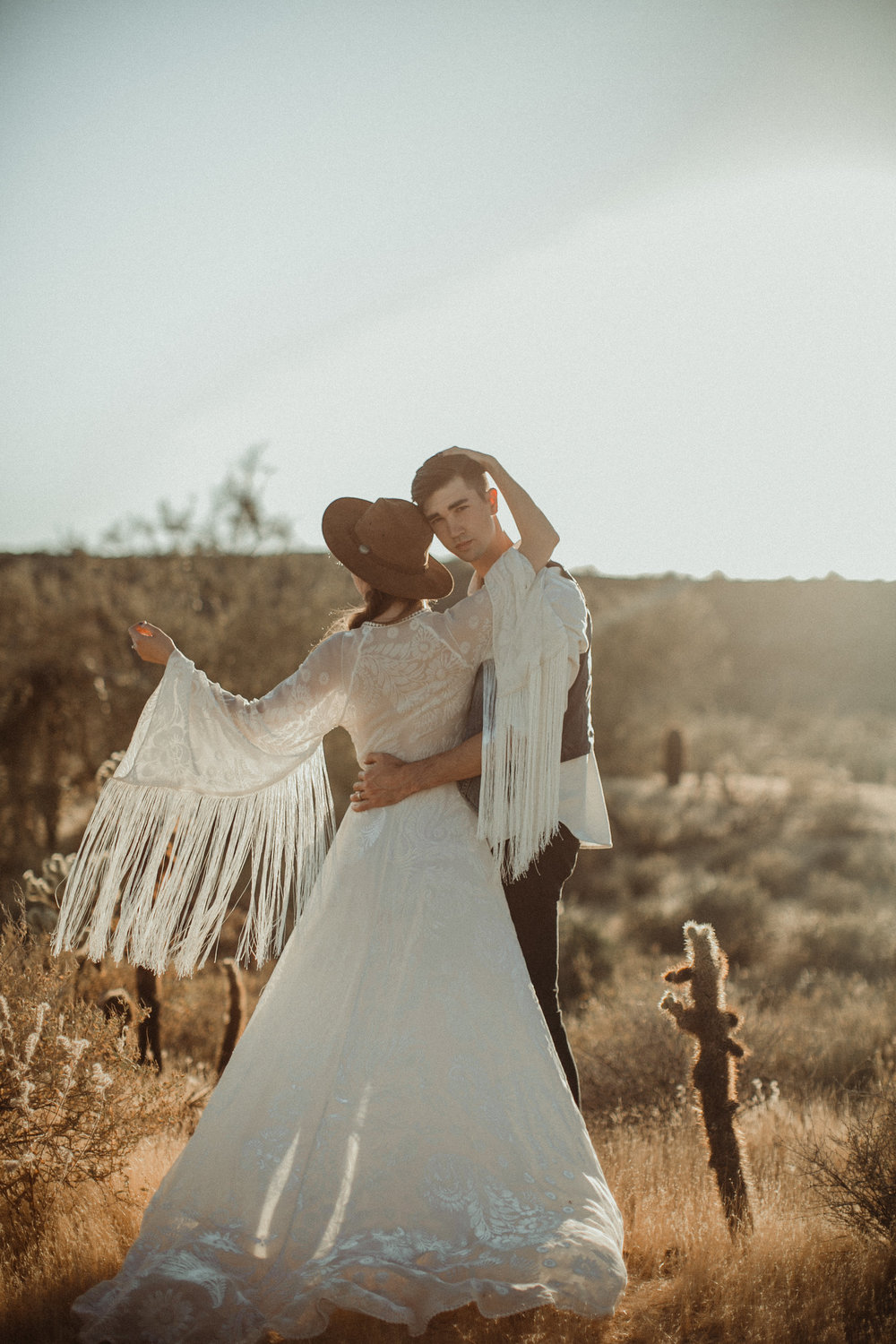 Desert Boho Vagabond Inspiration Shoot with Tremaine Ranch, From the daisies, Noir Floral, Phoenix, Arizona - Wedding & Event Rentals, Vintage, Specialty78.jpg