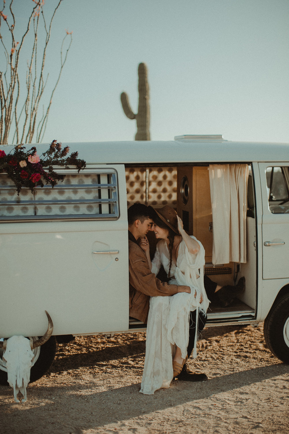 Desert Boho Vagabond Inspiration Shoot with Tremaine Ranch, From the daisies, Noir Floral, Phoenix, Arizona - Wedding & Event Rentals, Vintage, Specialty86.jpg