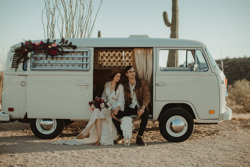 Desert Boho Vagabond Inspiration Shoot with Tremaine Ranch, From the daisies, Noir Floral, Phoenix, Arizona - Wedding & Event Rentals, Vintage, Specialty101.jpg