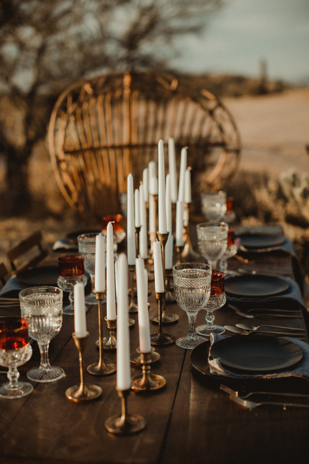Desert Boho Vagabond Inspiration Shoot with Tremaine Ranch, From the daisies, Noir Floral, Phoenix, Arizona - Wedding & Event Rentals, Vintage, Specialty105.jpg