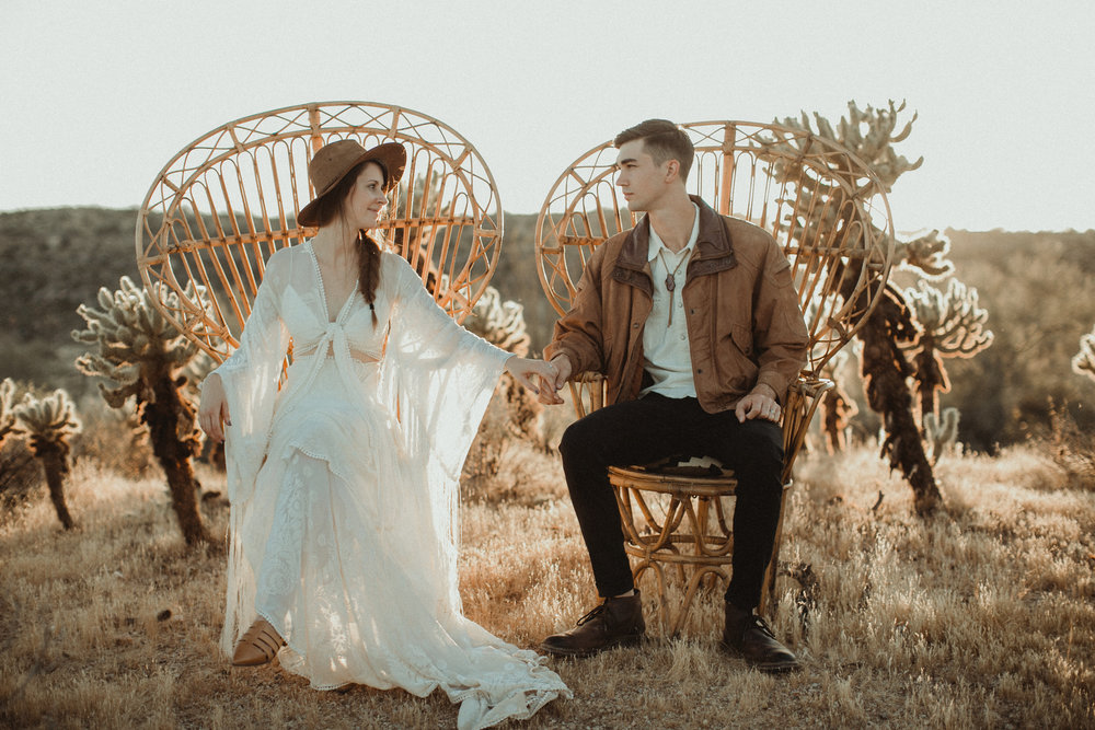 Desert Boho Vagabond Inspiration Shoot with Tremaine Ranch, From the daisies, Noir Floral, Phoenix, Arizona - Wedding & Event Rentals, Vintage, Specialty112.jpg