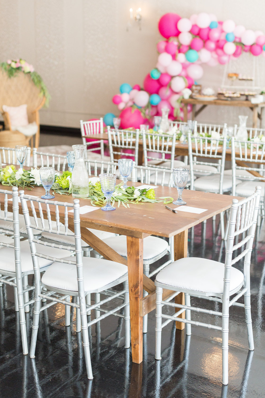 Modern Meets Bohemian Baby Shower with Tremaine Ranch Wedding Event Tableware Vintage Rentals Arizona6.jpg