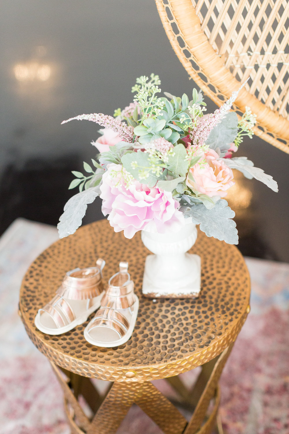 Modern Meets Bohemian Baby Shower with Tremaine Ranch Wedding Event Tableware Vintage Rentals Arizona35.jpg