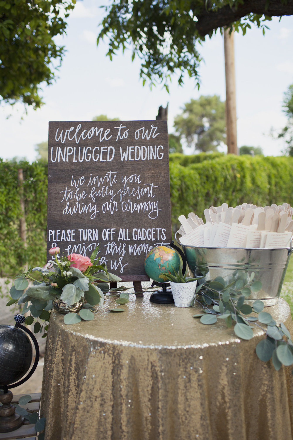 Backyard Wedding Celebration with Tremaine Ranch Wedding Event Tableware Vintage Rentals Arizona5.jpg