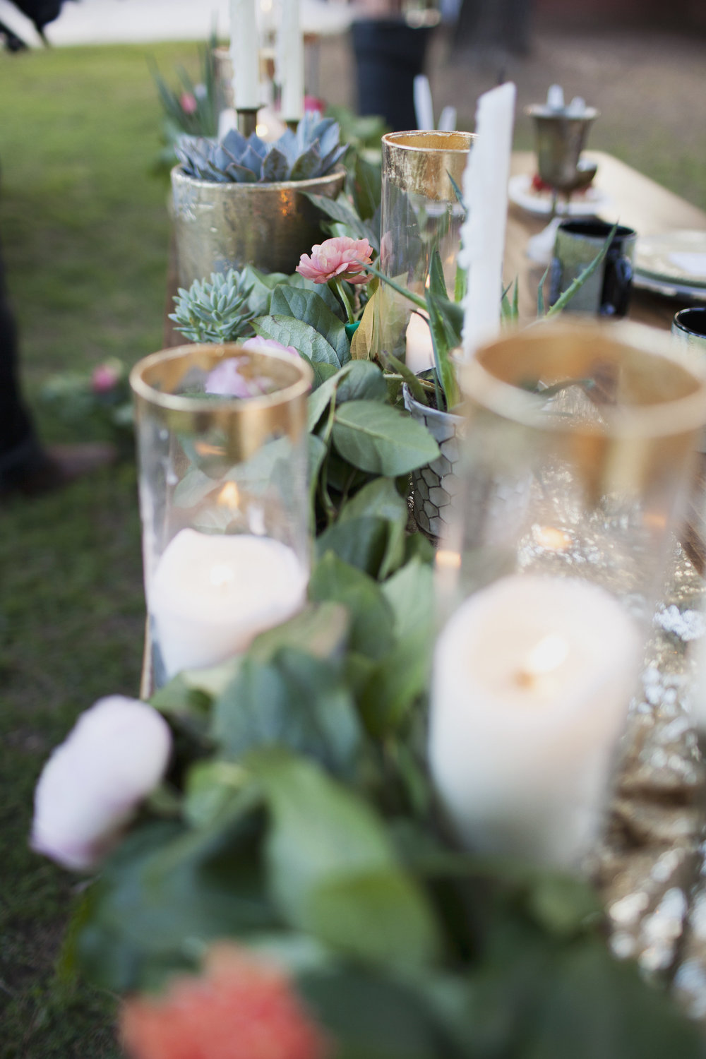 Backyard Wedding Celebration with Tremaine Ranch Wedding Event Tableware Vintage Rentals Arizona21.jpg