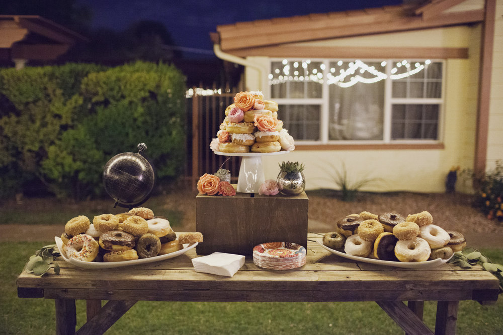 Backyard Wedding Celebration with Tremaine Ranch Wedding Event Tableware Vintage Rentals Arizona23.jpg