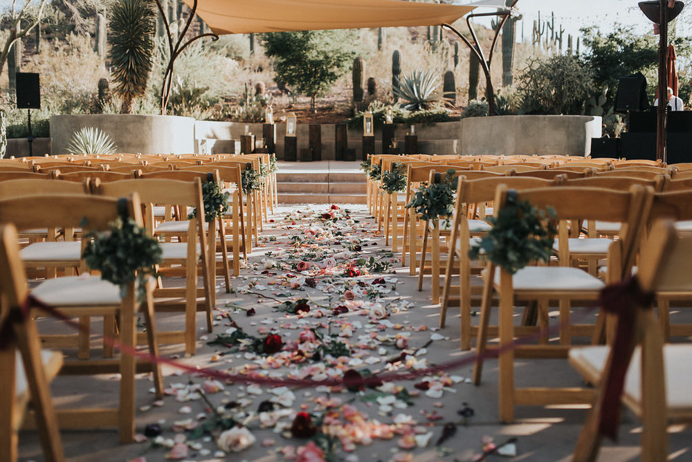 A Colorful Arizona Sunset Wedding at the Desert Botanical Gardens - Tremaine Ranch Arizona Wedding Event Vintage Furniture Tableware Specialty Rentals with Jonnie and Garrett6.jpg