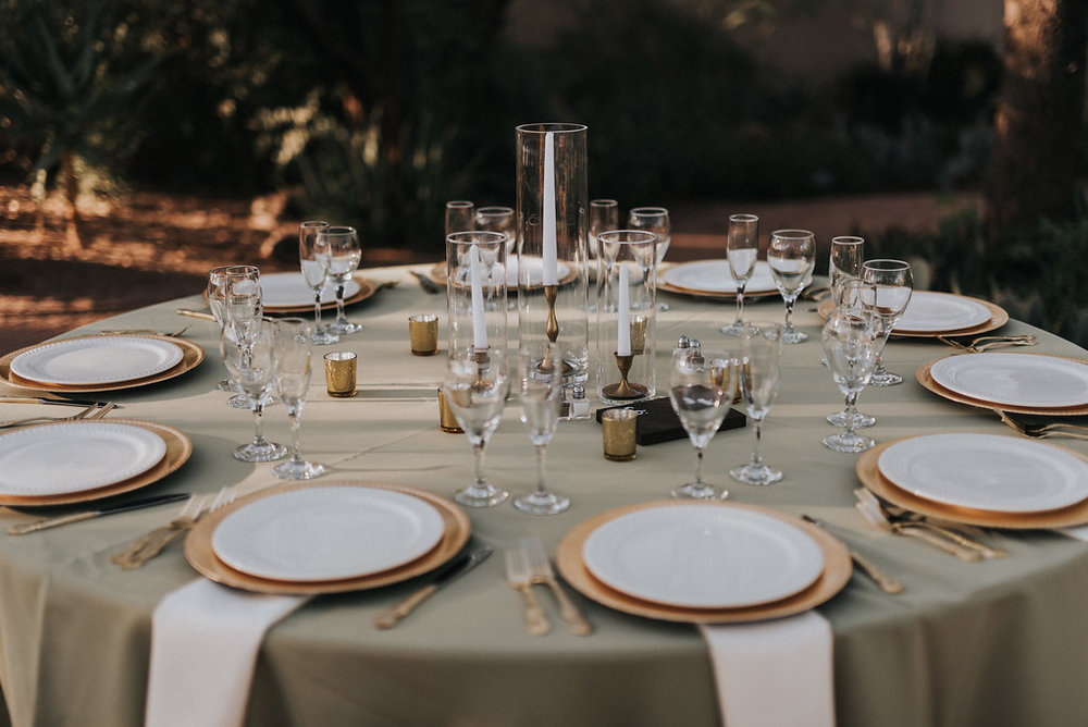 A Colorful Arizona Sunset Wedding at the Desert Botanical Gardens - Tremaine Ranch Arizona Wedding Event Vintage Furniture Tableware Specialty Rentals with Jonnie and Garrett8.jpg