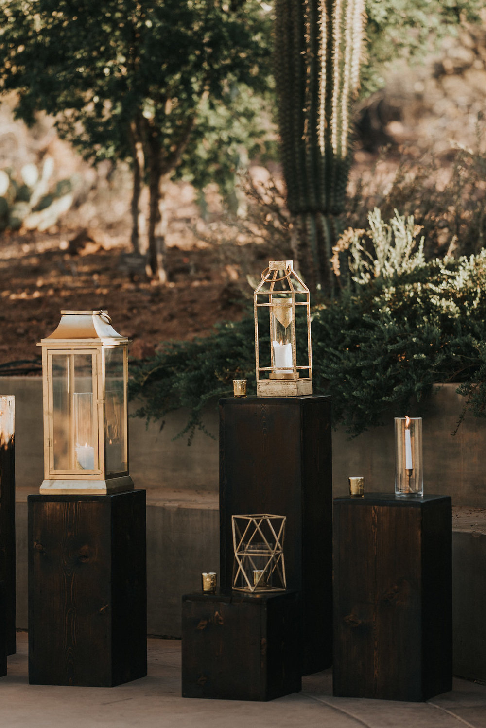 A Colorful Arizona Sunset Wedding at the Desert Botanical Gardens - Tremaine Ranch Arizona Wedding Event Vintage Furniture Tableware Specialty Rentals with Jonnie and Garrett20.jpg