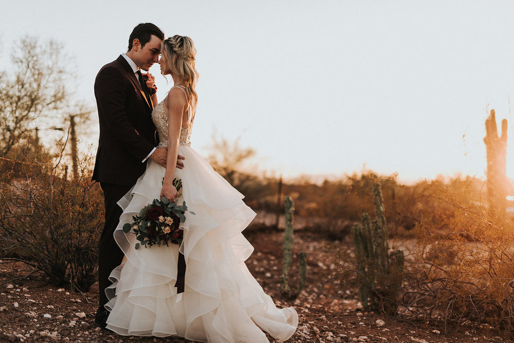 A Colorful Arizona Sunset Wedding at the Desert Botanical Gardens - Tremaine Ranch Arizona Wedding Event Vintage Furniture Tableware Specialty Rentals with Jonnie and Garrett38.jpg