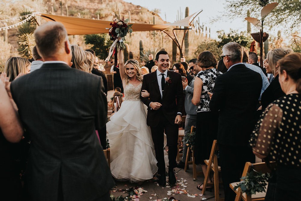 A Colorful Arizona Sunset Wedding at the Desert Botanical Gardens - Tremaine Ranch Arizona Wedding Event Vintage Furniture Tableware Specialty Rentals with Jonnie and Garrett29.jpg