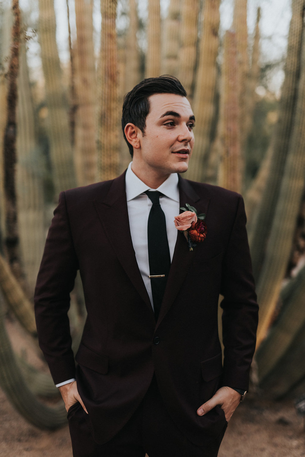 A Colorful Arizona Sunset Wedding at the Desert Botanical Gardens - Tremaine Ranch Arizona Wedding Event Vintage Furniture Tableware Specialty Rentals with Jonnie and Garrett34.jpg