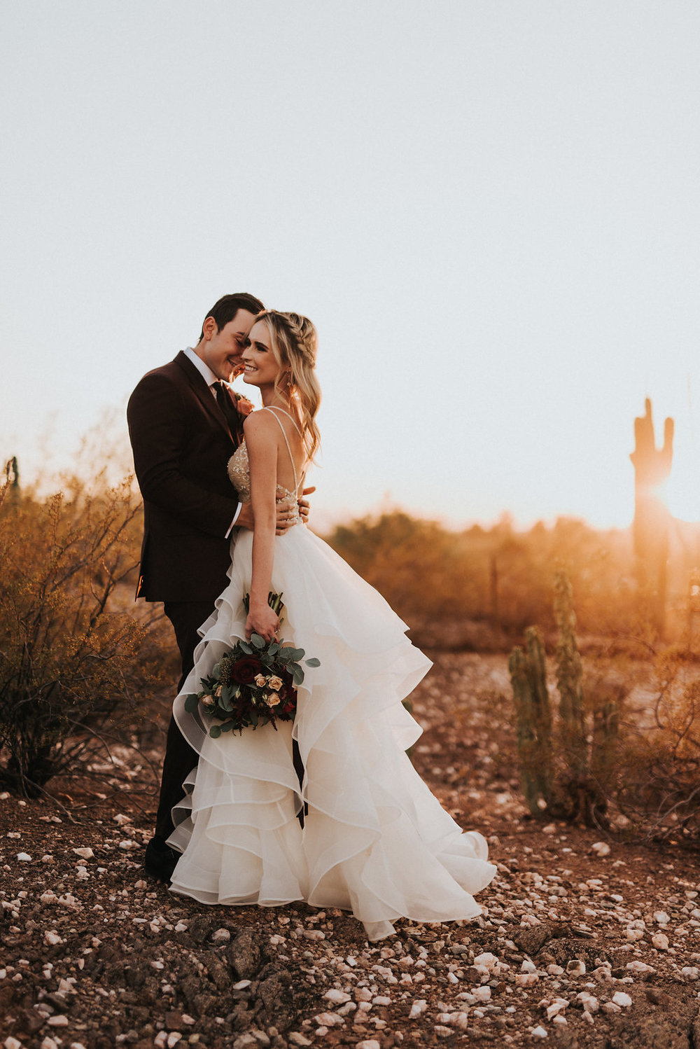 A Colorful Arizona Sunset Wedding at the Desert Botanical Gardens - Tremaine Ranch Arizona Wedding Event Vintage Furniture Tableware Specialty Rentals with Jonnie and Garrett39.jpg