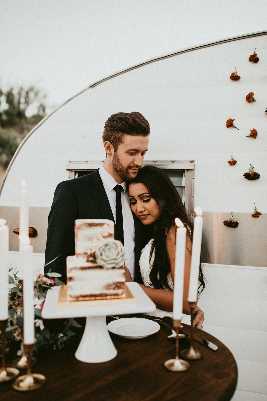 A Modern, Black and White, Intimate Dessert Shoot  - Tremaine Ranch Arizona Wedding Event Vintage Furniture Tableware Specialty Rentals57.jpg