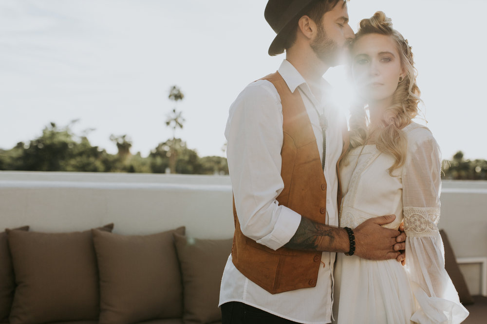 A Modern & Bohemian, Western Inspired Love Story - Tremaine Ranch Arizona Wedding Event Vintage Furniture Tableware Specialty Rentals45.JPG