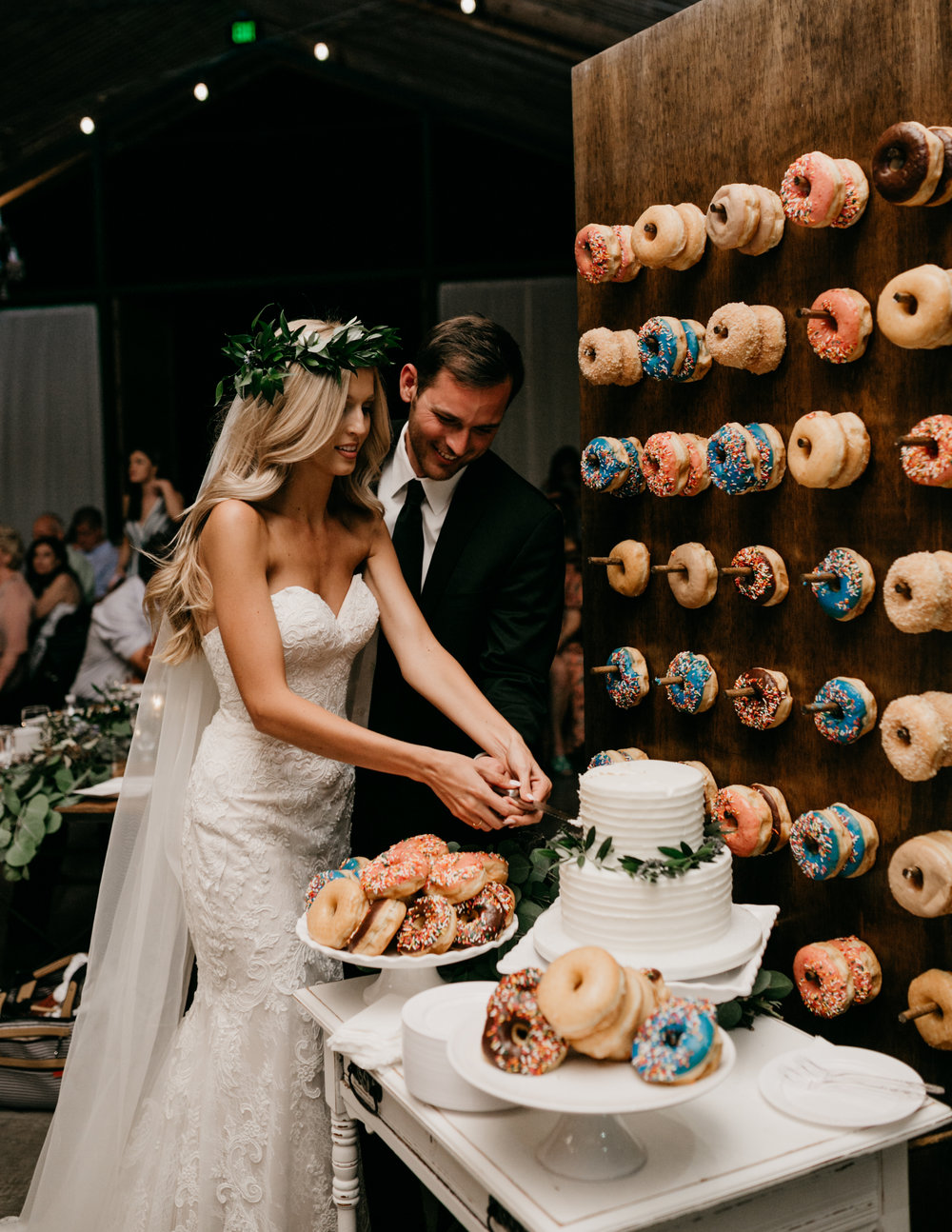 All You Need is Love and Doughnuts!  - with Tremaine Ranch - Arizona Wedding & Event, Vintage, Furniture, Tableware, & Specialty Rentals in Phoenix, Tucson, Flagstaff, Sedona, Tempe, Chandler, Mesa, Gilbert, Prescott, Payson