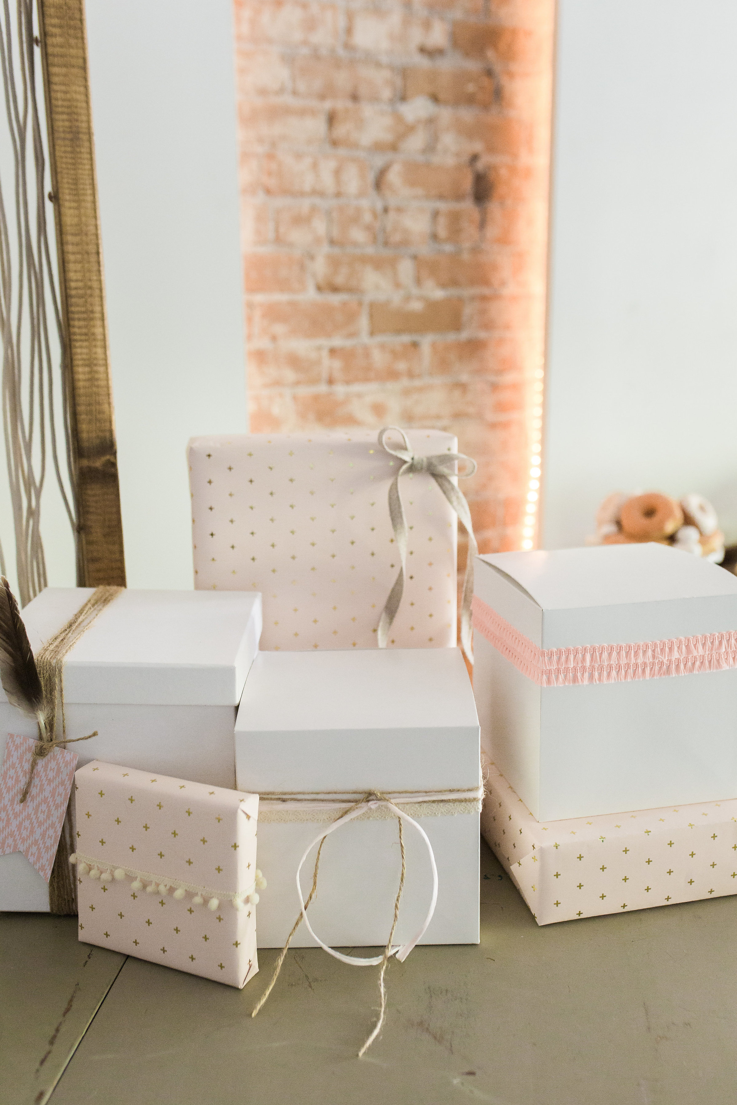 Peach & Pink Baby Shower Inspiration - Tremaine Ranch