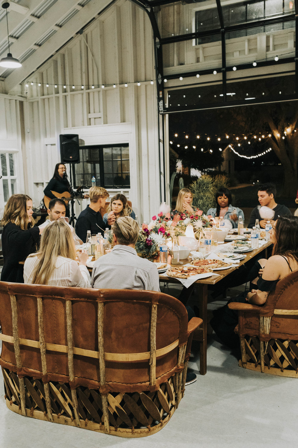 A Company Party with Pizza and Hand Spun Sugar Floss - Tremaine Ranch - AZ Arizona Wedding & Event, Vintage, Furniture, Tableware, & Specialty Rentals in Phoenix, Tucson, Flagstaff, Sedona, Tempe, Chandler, Mesa, Gilbert, Prescott, Payson 5128.jpg