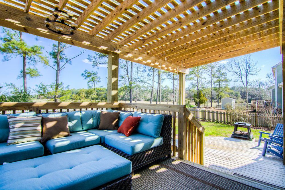 1703 Ivory Gull Dr Morehead City Patio
