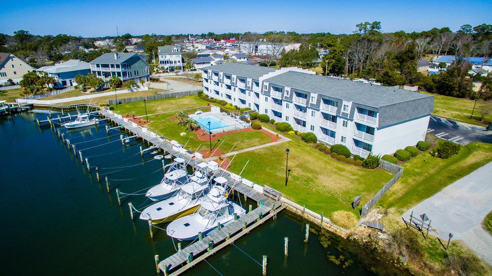 118 Lake Avenue Marina Drone