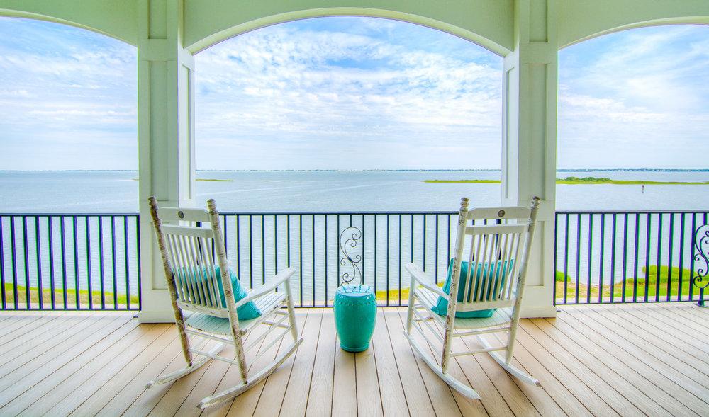 117 Michelle Manor Ct Newport Exterior Balcony