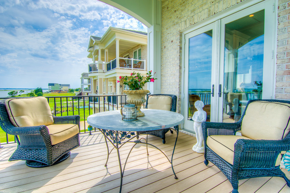 117 Michelle Manor Ct Newport Balcony 2