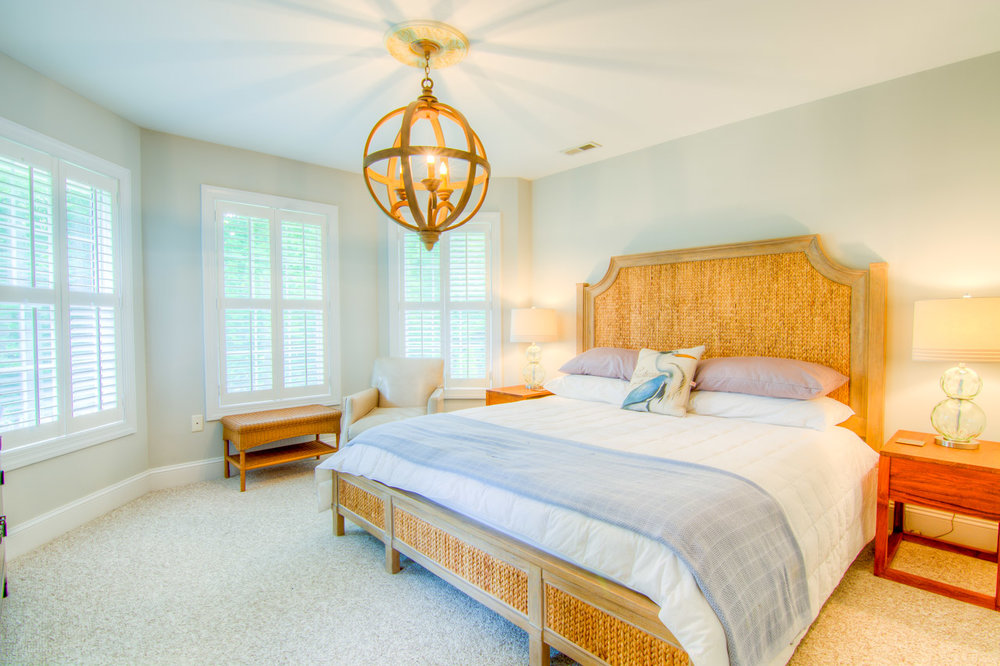 411 Hillcrest Dr Morehead City Master Bed Room