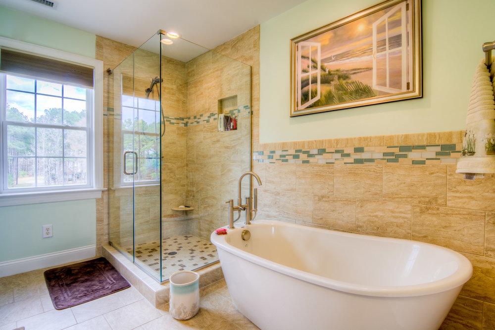 6822 Windchase Dr Goldsboro Bathroom