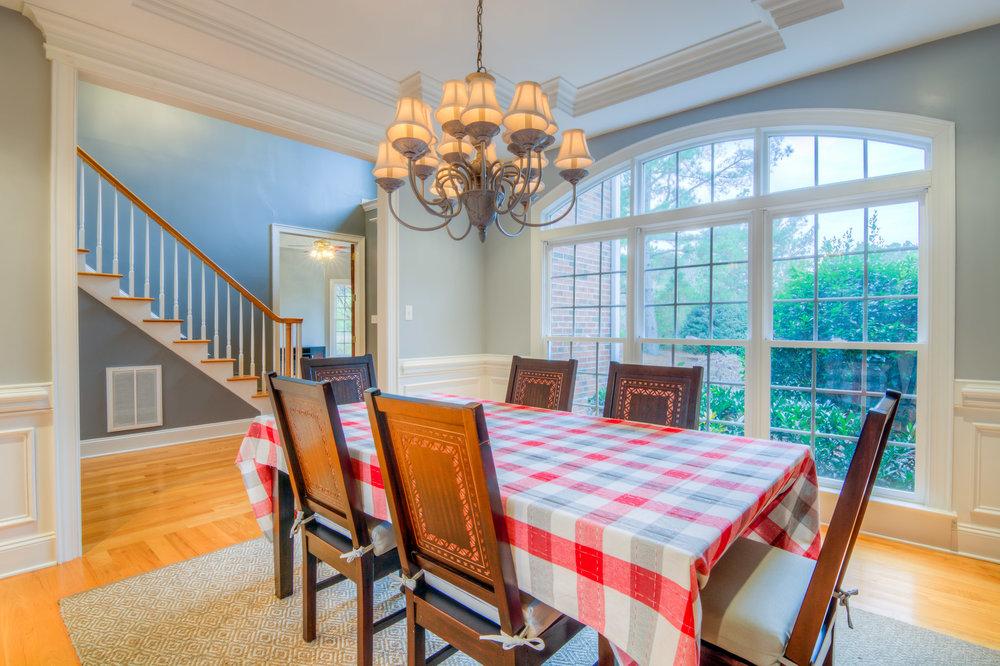 508 Vista Del Lago Raleigh Dining Room