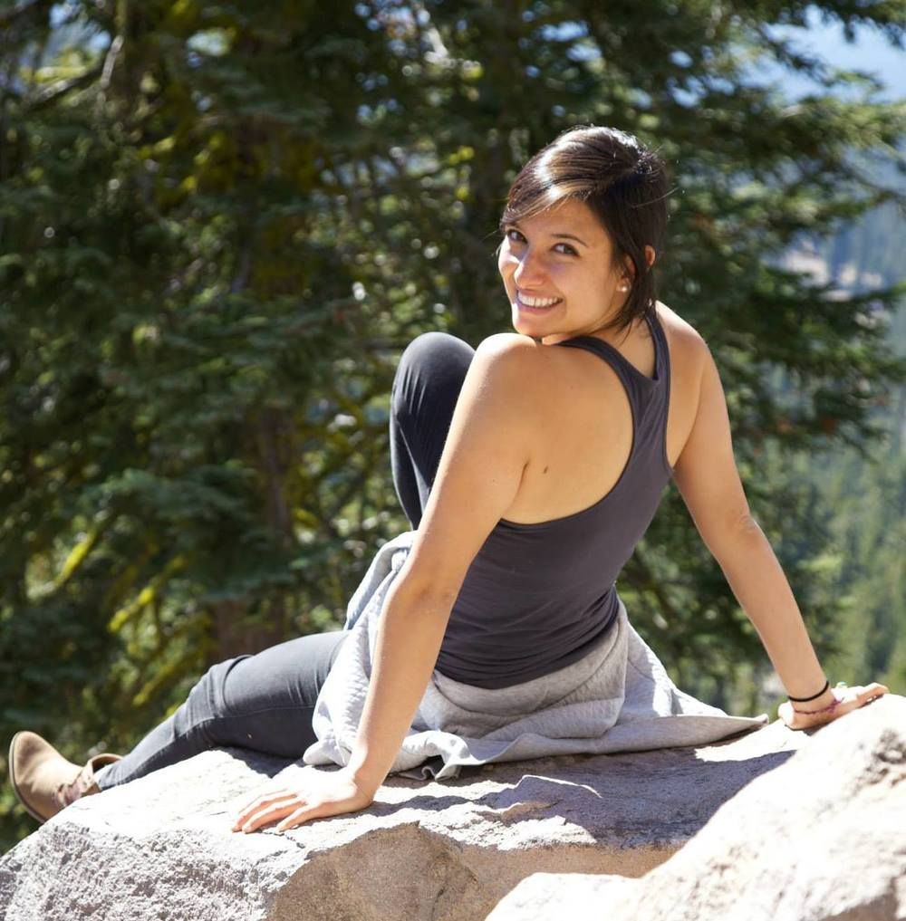 Amy Rogg is a certified Yoga instructor and teaches Thursdays 10:30am Slow Flow at peacebank