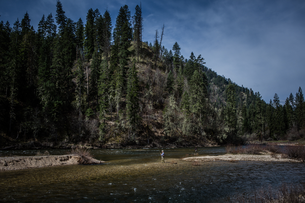 clearwater river, ID