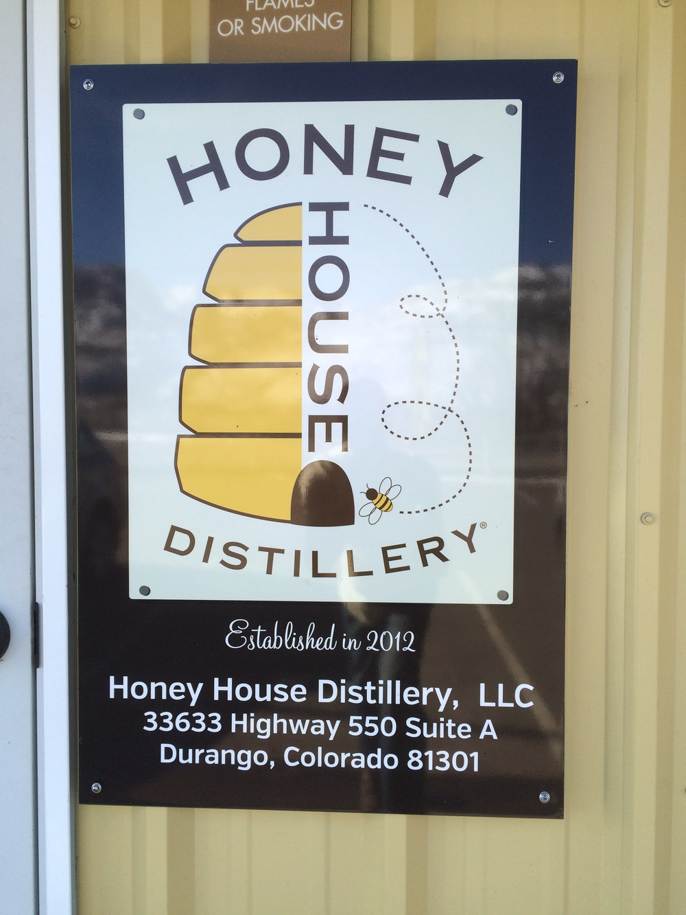 Honey + Whiskey. Great idea!