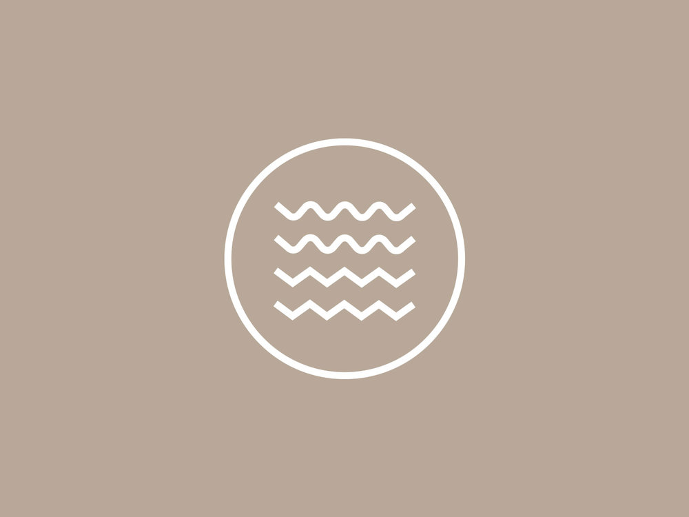'Waves' logo mark